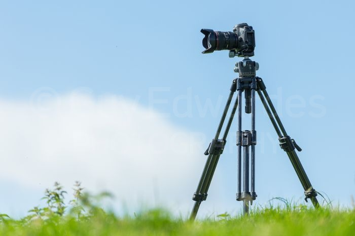 The Manfrotto 351MVCF is my tripod of choice for coastal locations