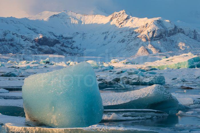 The icebergs on the beach were not great this time, so we took a few shots of the lagoon itself and then moved on.